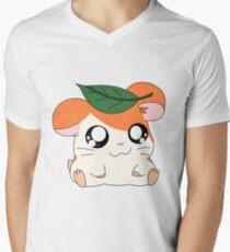 Hamtaro  Men's V-Neck T-Shirt