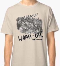 Log Horizon: Database! Classic T-Shirt
