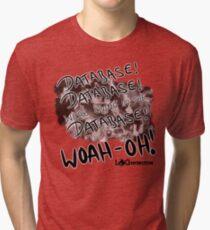 Log Horizon: Database! Tri-blend T-Shirt