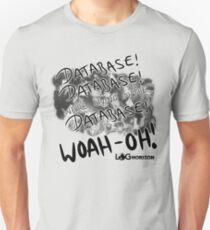 Log Horizon: Database! Unisex T-Shirt