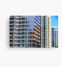 Modern Architecture in Toronto Canvas Print