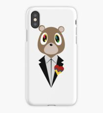 Kanye West DropOut Bear iPhone Case