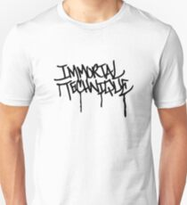 immortal technique Slim Fit T-Shirt