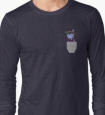 Pocket Draenei Long Sleeve T-Shirt