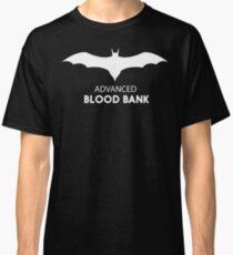 Bat. Advanced Blood Bank Classic T-Shirt