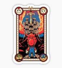 Epic Legend of the Seven Stars Sticker