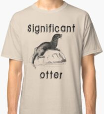 Significant Otter Classic T-Shirt