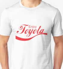 Enjoy Toyota JDM Shirt T-Shirt