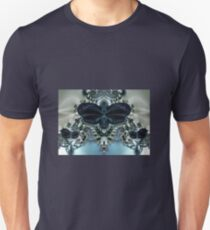 Blue Butterfly Lace II T-Shirt