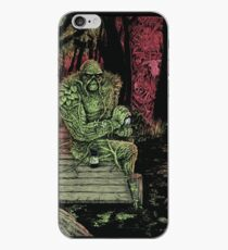 Swamp Watcher iPhone-Hülle & Cover