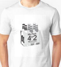 Mix Pack - 4+2 Unisex T-Shirt