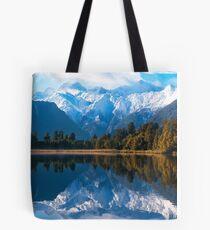 Lake Matheson, New Zealand Tote Bag