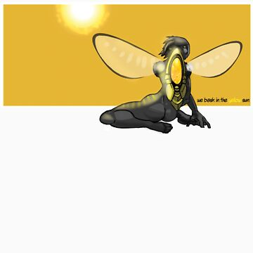 Bee Girl by Prohass
