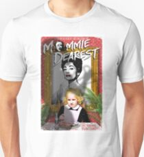 Mommie Dearest. Faye Dunaway. Joan Crawford. T-Shirt