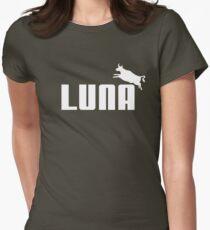 Luna Women's Fitted T-Shirt