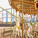 Old Town Merry Go Round by designingjudy