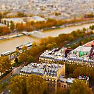 Paris Miniature (Tilt Shift) by T M B