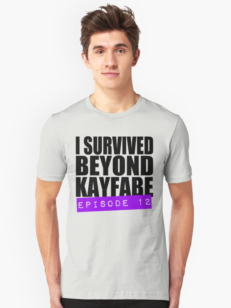 I Survived Beyond Kayfabe by falsefinish66