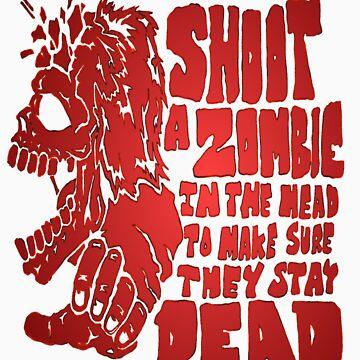 Shoot in the head by Skree