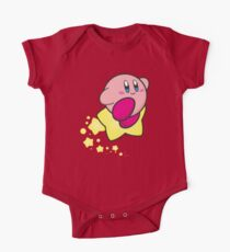 Ride on Kirby One Piece - Short Sleeve