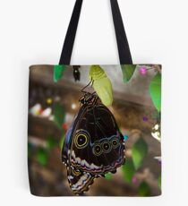 Butterfly Gathering In Mindo, Ecuador Tote Bag