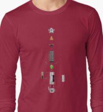 Lightsaber Cross-section T-Shirt