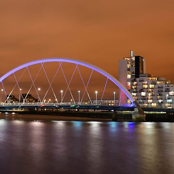 Clyde Arc a.k.a. Squinty Bridge by S-Shadowman