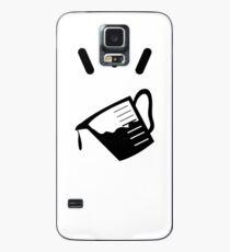Measuring Glass Case/Skin for Samsung Galaxy