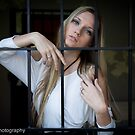 Beauty behind bars by Lightflowphoto