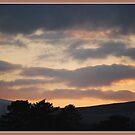 Sunset over Little Sugarloaf by dOlier