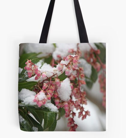 Signs of Spring 4 - Pieris Japonica Tote Bag