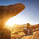 Sometimes The Rock Climbs You by Bob Larson