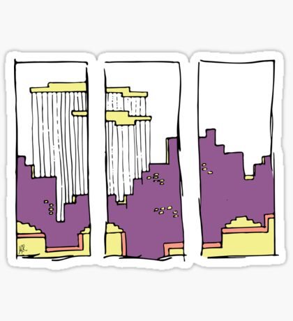 A Little City Sticker