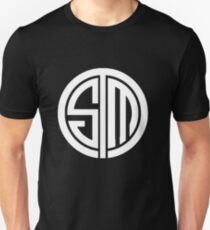 Team SoloMid Logo (WHT) T-Shirt
