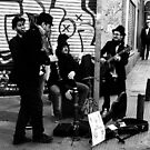 The Band... by Berns