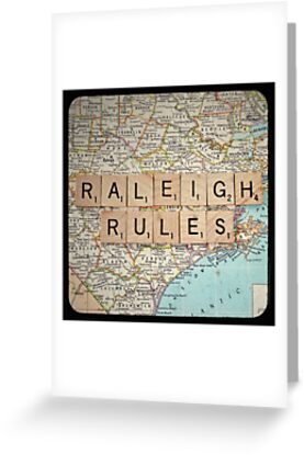 Raleigh Rules by Sarah Thompson