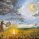 Vincent Van Gogh by Joe Trodden