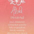 Aloha by CarlyMarie
