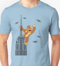 8-bit Kong Unisex T-Shirt