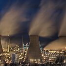 Grangemouth Refinery (1) by Karl Williams