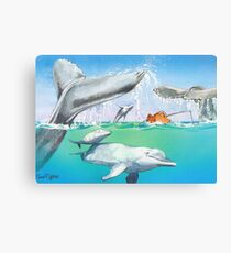 Sealife Canvas Print