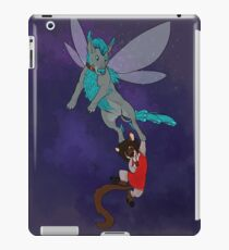 Flight of Fancy - Kaur and Symeon's Adventure! iPad Case/Skin