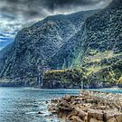 Seixal Bay at Madeira Island by eic10412