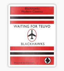 Waiting For Teuvo Sticker