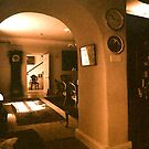 Interior iIn Sepia by Andrew  Bailey