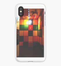 Colourful Blocks iPhone Case
