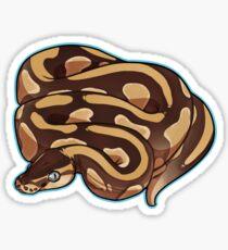 Lesser Ball Python Sticker