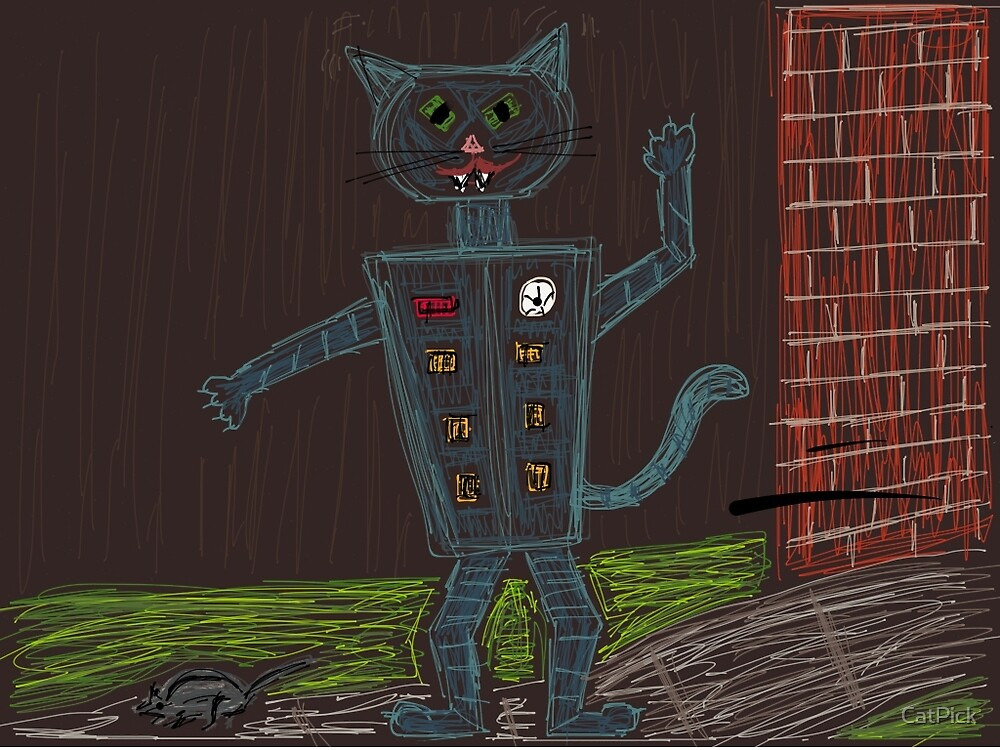 Catbot by CatPick