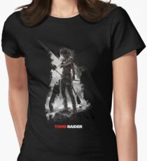 Tomb Raider - Survivor is Born Women's Fitted T-Shirt
