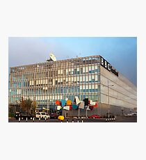 BBC Scotland, Pacific Quay, Glasgow Photographic Print